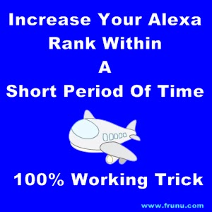 fast alexa rank,alexa rank best tricks