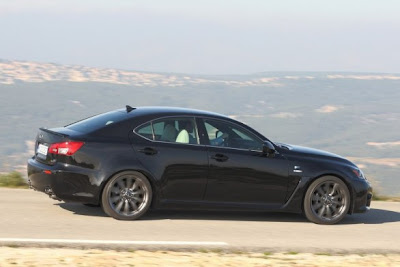 LEXUS  IS-F MODEL 2012