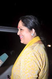 Manyata Dutt snapped visiting Shilpa Shetty's baby boy