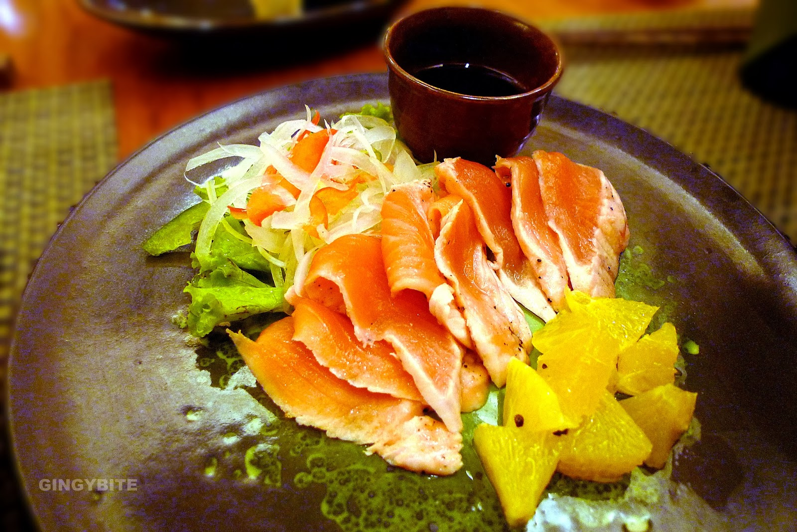 salmon marine