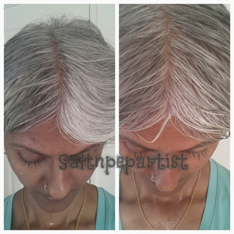 fo ti root grey hair