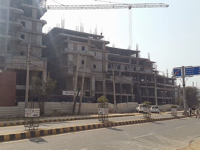 Satya Element One Construction Updates