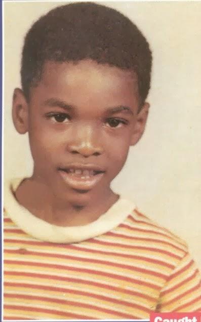 Ronnie coleman as a kid