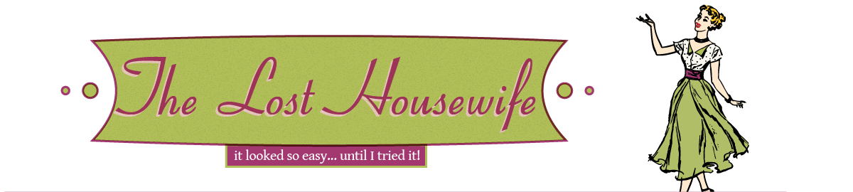 The Lost Housewife
