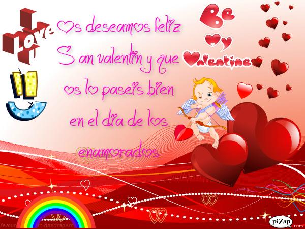Feliz día de San Valentín - Toda Mujer es Bella - Sitio