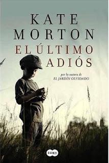 """El último adiós"" - Kate Morton"