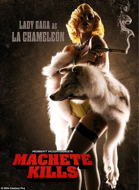 pelicula Machete Kills