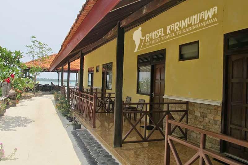 blue laguna inn hotel karimunjawa