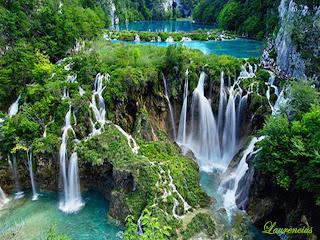 Foto-Danau-Indah-Plitvice-Lakes_9