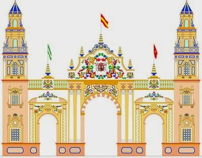 Portada Feria de Sevilla 2015