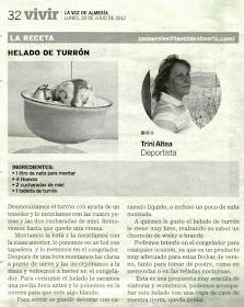 La Voz de Almería 23 de Julio 2012