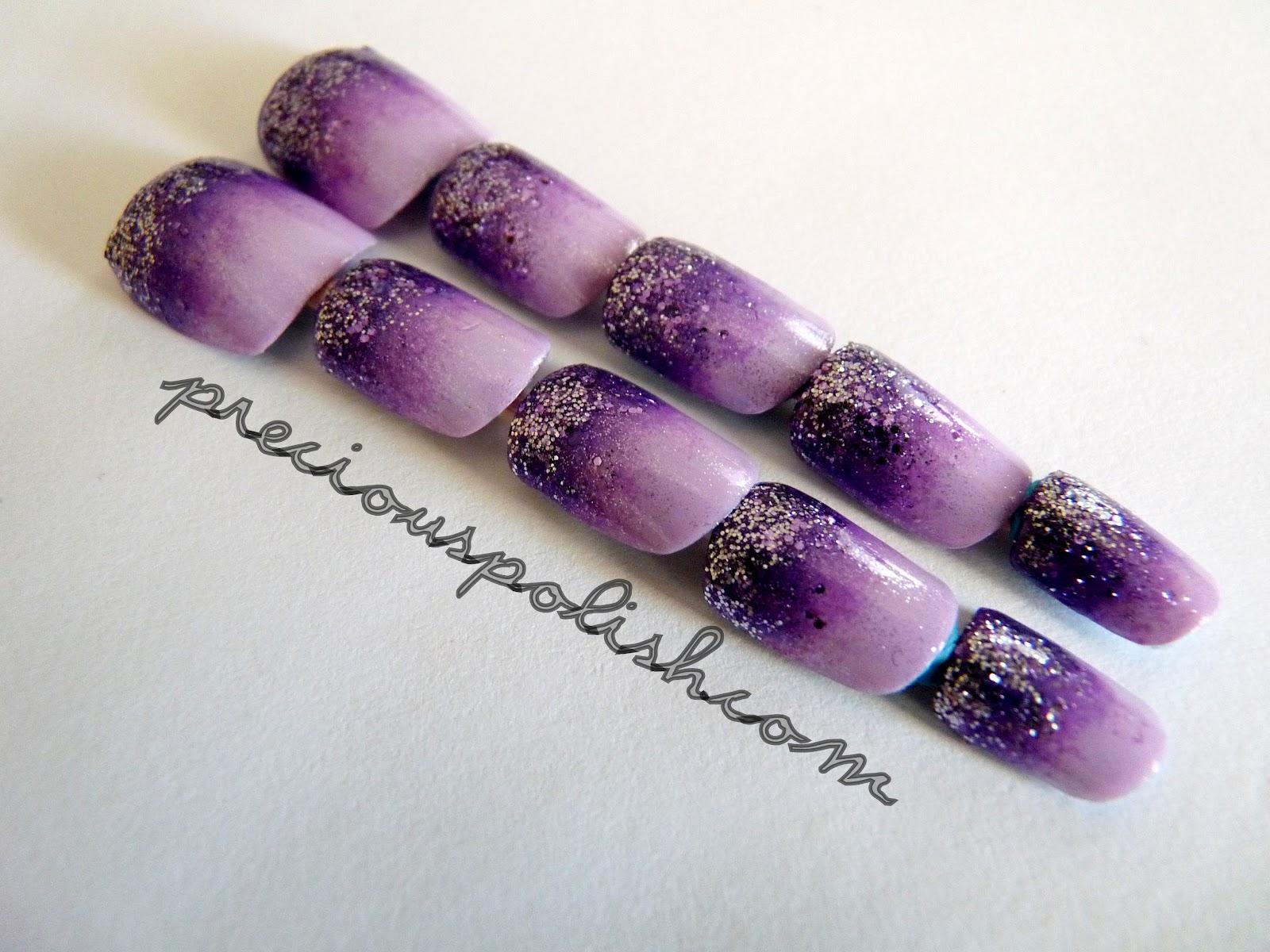 Precious Polish Prom Perfect 8 Nail Designs