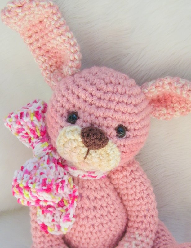 Teris Blog: Huggable Bunny New Crochet Pattern