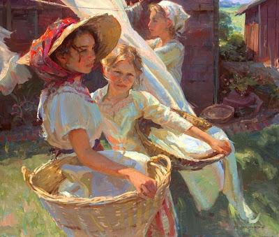 señoras-pintadas-al-oleo
