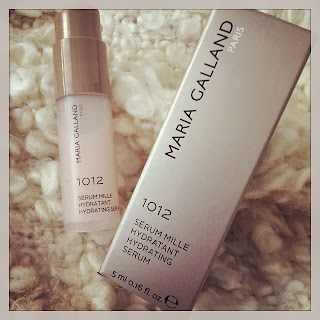 Serum hidratante intensivo de Maria Galland