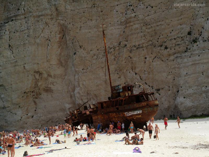 viajaresvida - Playa del Naufragio