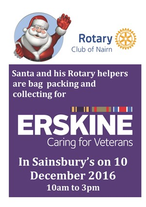 Rotary Santa Bag Packing Saturday 10 Dec