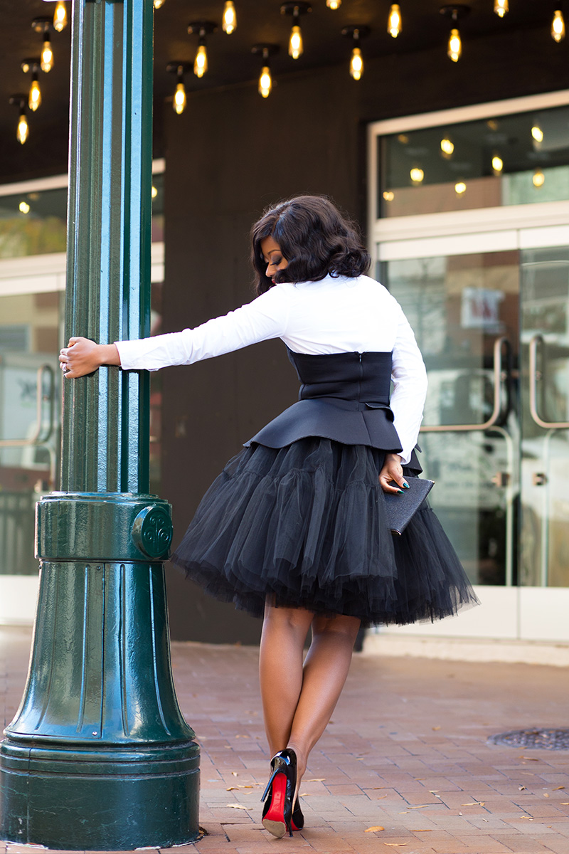 tutu skirt, Christian louboutin, www.jadore-fashion.com