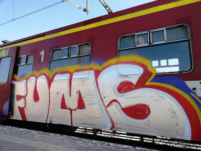 Fums graffiti