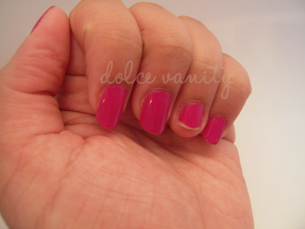 The Jessica Manicure Review | Dolcé Vanity