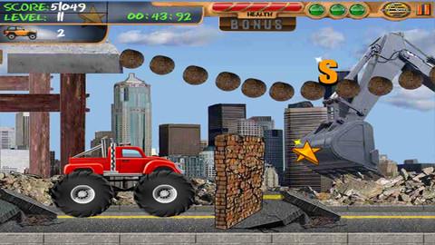تحميل لعبة Crazy Jeep 1-0 APK-IPA للأندرويد والأيفون والأيباد والأيبود تاتش مجاناً