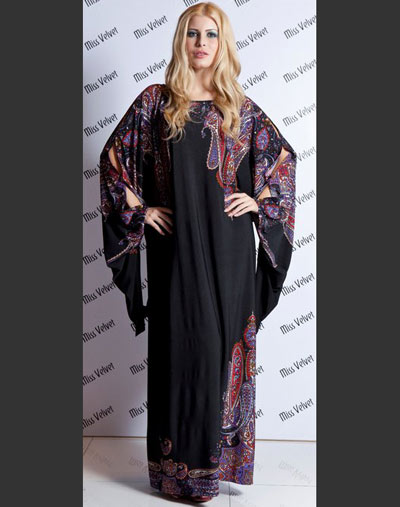 Awesome Fashion 2012 Awesome Abaya 2012 New Spring And Summer Of
