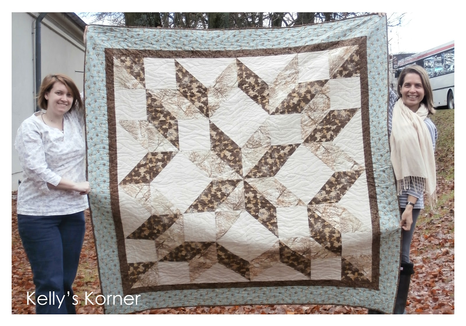 Kelly's Korner: Carpenter's Star Quilt : big star quilt block - Adamdwight.com
