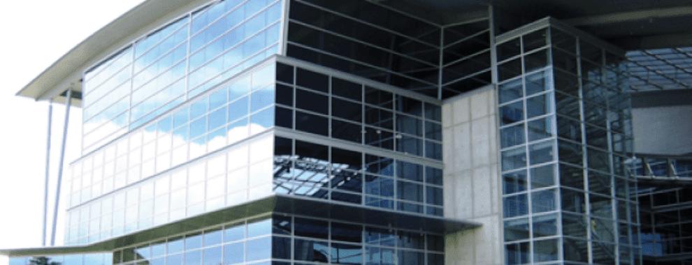 Kaca film gedung 3m