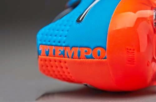 Nike Tiempo Legend V SG Pro with Hyper Crimson