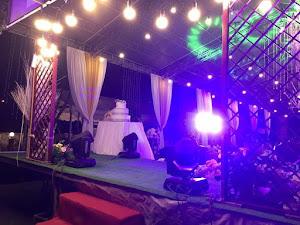 Rạp cưới đẹp cho tiệc 110 bàn