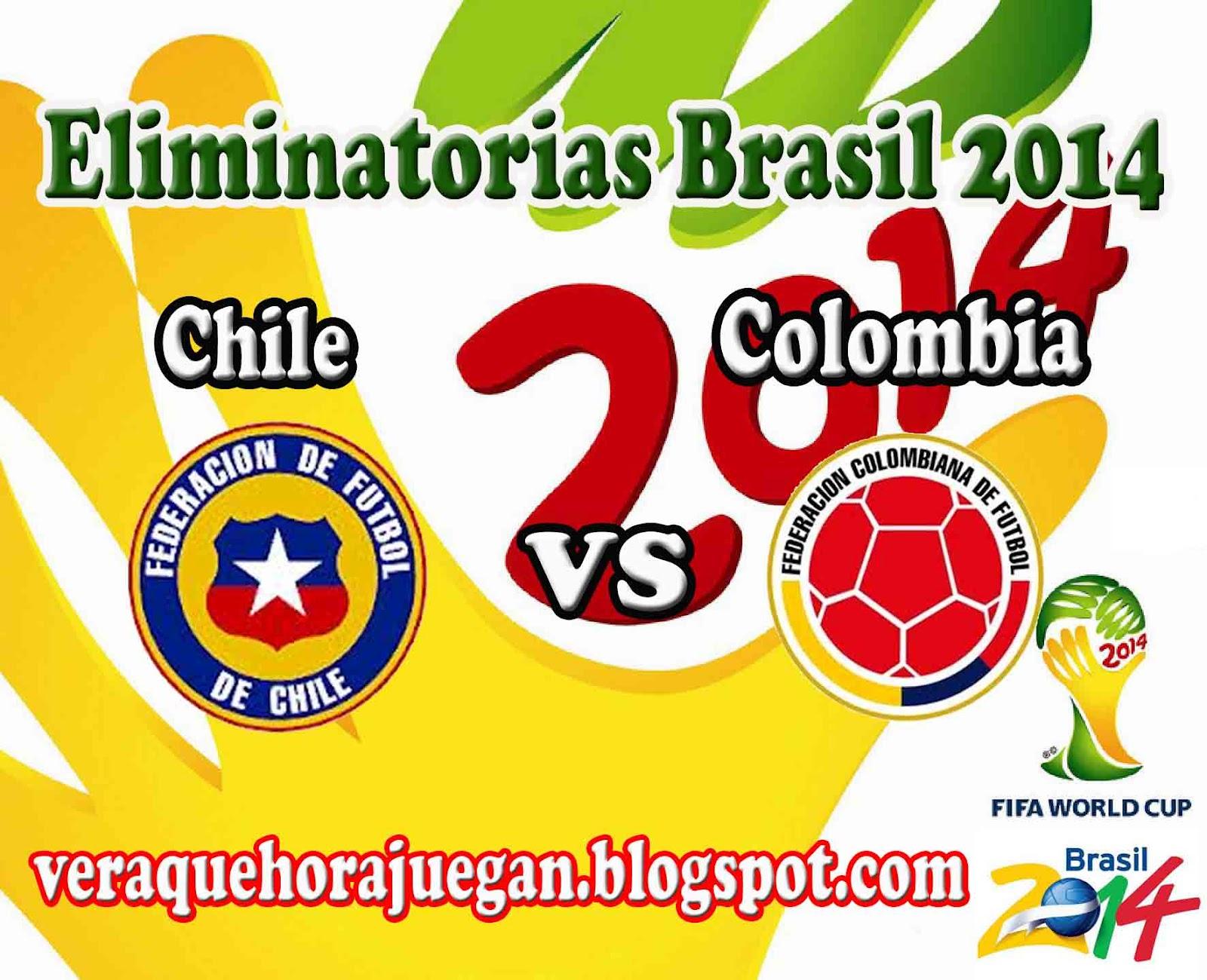 ... colombia en vivo y en directo eliminatorias brasil 2014 online futbol