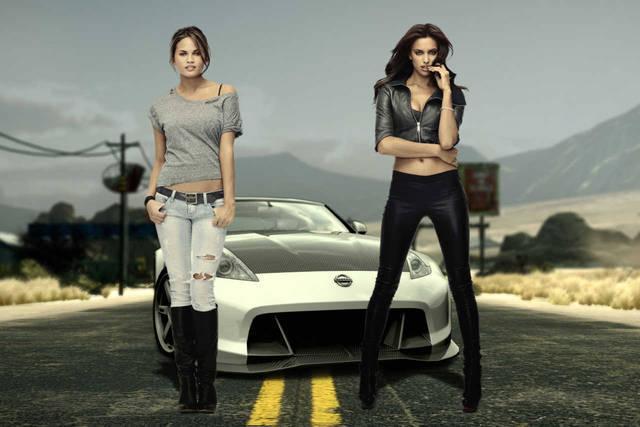NFS:TheRun-hotgirls