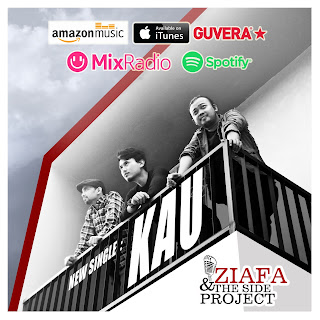 Lirik Lagu Kau - Ziafa and The Side Project