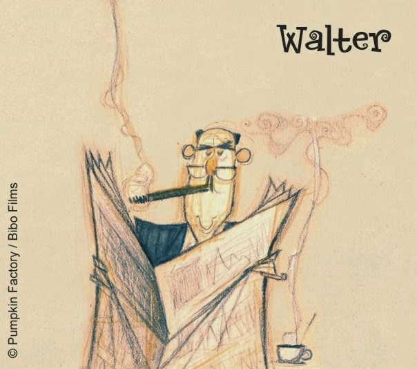 french roast walter