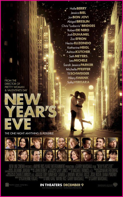 NEW YEAR'S EVE MOVIES