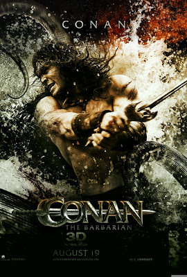 Watch Conan the Barbarian 2011 BRRip Hollywood Movie Online | Conan the Barbarian 2011 Hollywood Movie Poster