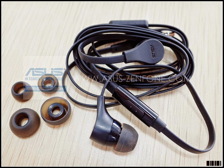 Zenfone 2 Original Headphone Headset