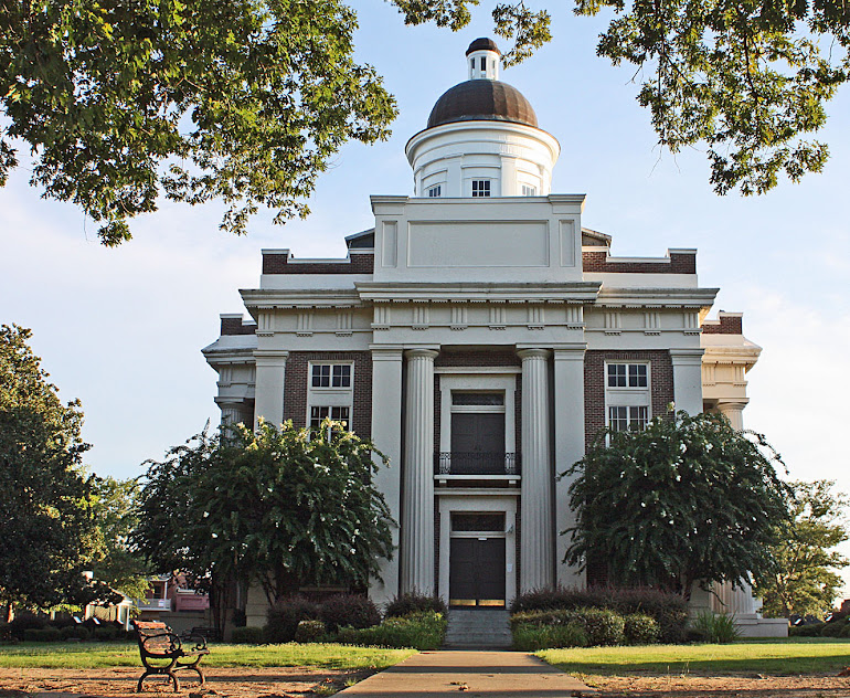 Old Madison County Courthouse, Canton, MS
