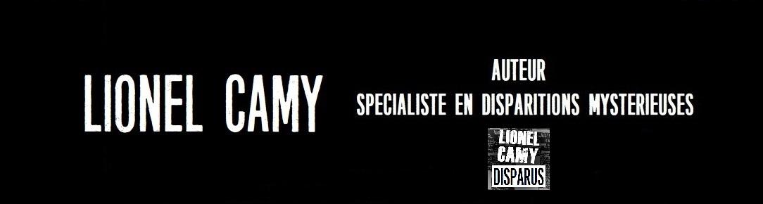 Lionel Camy auteur spécialiste en disparitions mystérieuses - podcast DISPARUS