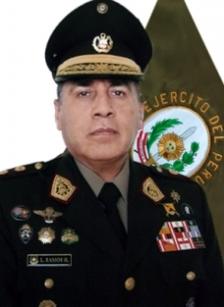 Ascensos en las Fuerzas Armadas del Perú