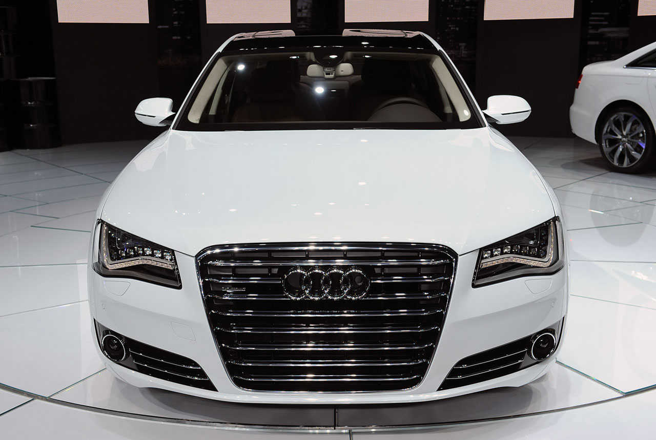 Audi Prices 2014 A8L TDI From $82,500
