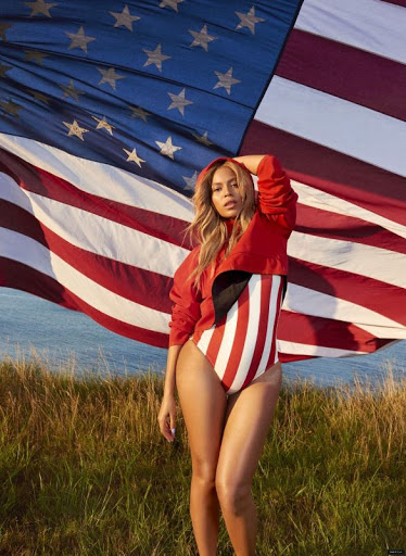 Beyonce sexy photo shoot for BEAT magazine October 2015