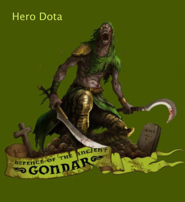 Gondar Dota 2
