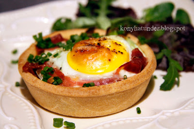 ham_and_egg_savoury_tartlet