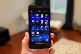 BlackBerry new BlackBerry z10 Now in Market