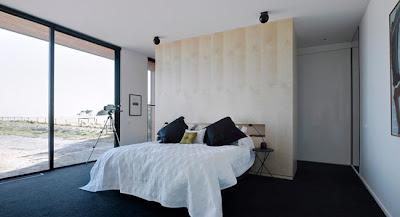 Diseño de Casa de Playa por los arquitectos de BKK