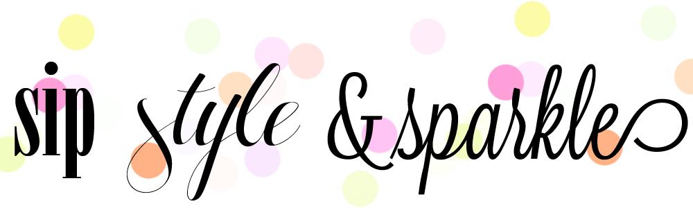 Sip Style & Sparkle