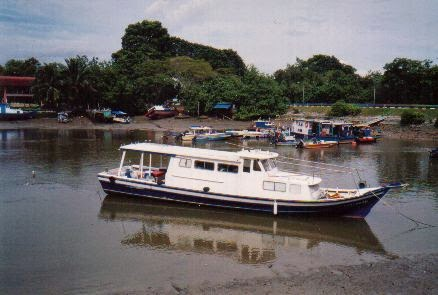 Fishing Charter Boat Singapore
