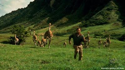 O mais novo filme recém-lançado Jurassic World