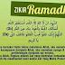 Praktikkan Zikir Ramadhan Setiap Hari